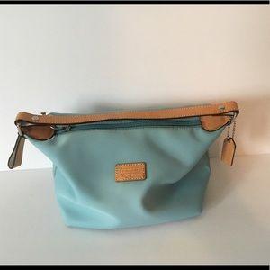 Light Blue Coach Bag